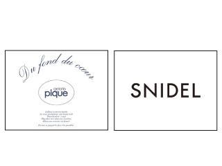 Snidel/Gelato Pique