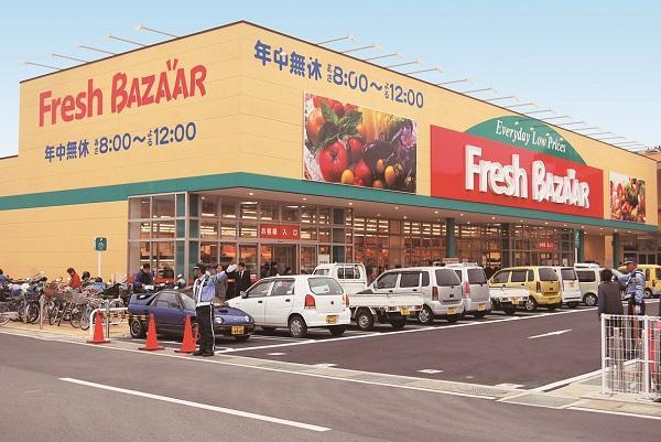 フレッシュバザールフレスポ福知山店
