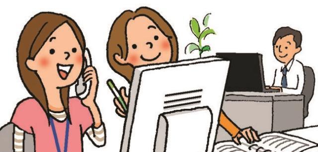 女性スタッフ活躍中! 風通しも良く、働きやすい職場です◎