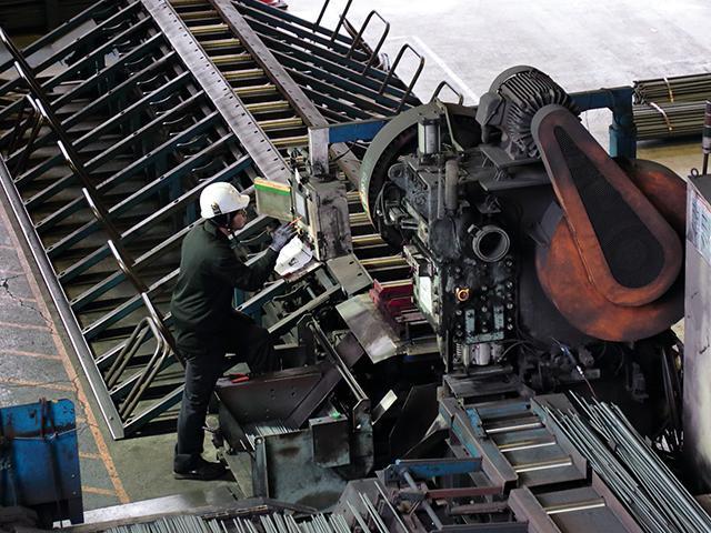 鉄筋部製造工程