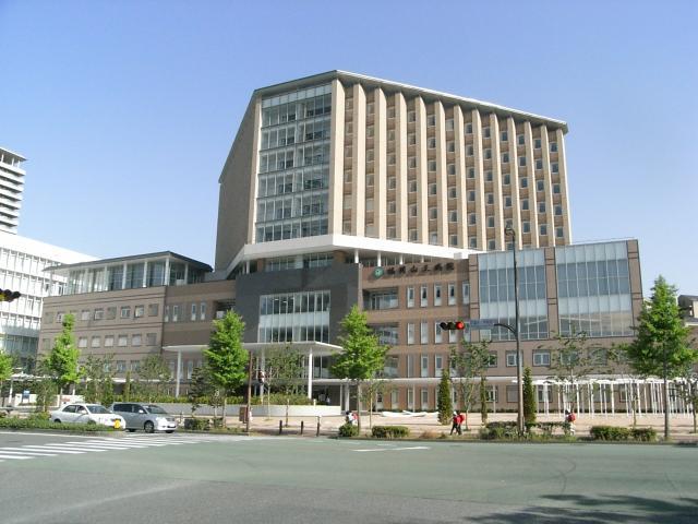 福岡山王病院(日本医療サービス株式会社) 1枚目