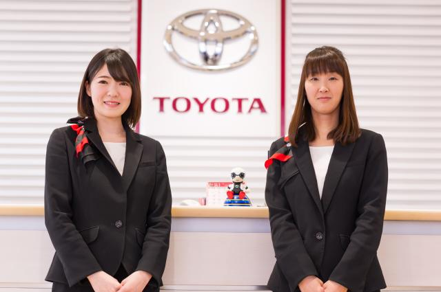 福岡トヨタ自動車株式会社 1枚目
