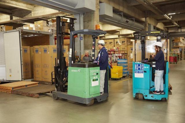 「三井倉庫ロジスティクス」のグループ会社! 安心して業務に取り組める環境です。