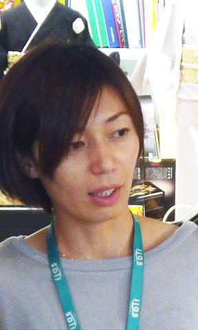 野手 美智江さん