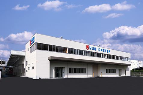 株式会社ユーエイ 奈良池沢工場