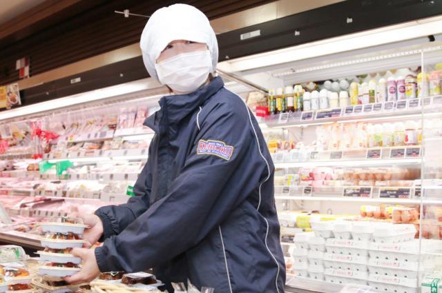 ■Iさん(惣菜部門/勤続2年半)