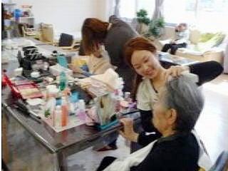 NPO法人 日本理美容福祉協会(スマイルライフ) 1枚目
