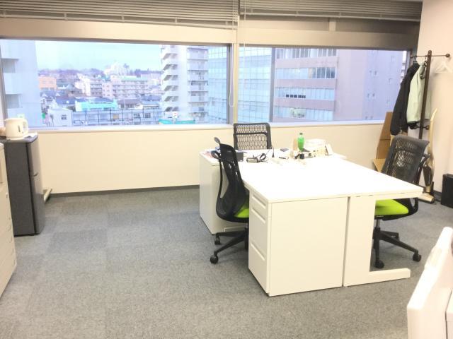 ゆとりのあるキレイなオフィス★ 毎日快適にお仕事ができます!!