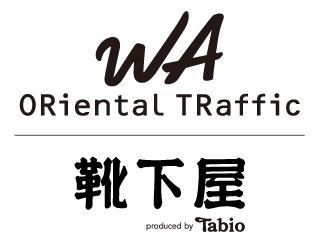 WA ORiental TRaffic×靴下屋(ダブルエー オリエンタルトラフィック×クツシタヤ)