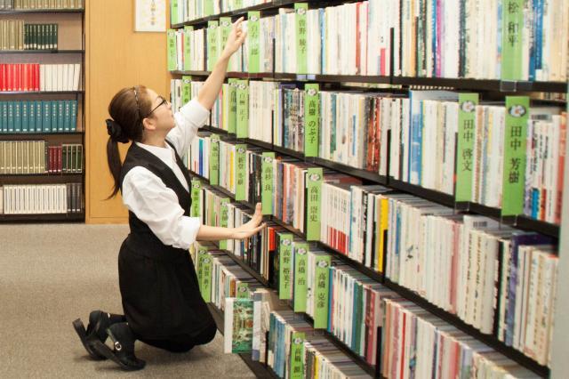 杉並区立成田図書館図書館業務の株式会社ヴィアックス求人情報サイト求人募集