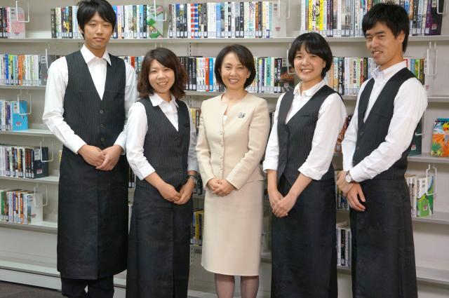 栃木市栃木図書館図書館業務の株式会社ヴィアックス求人情報サイト求人募集