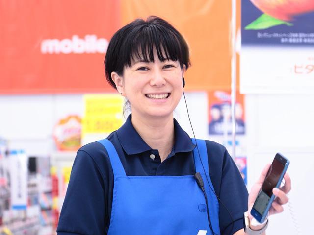 ケーズデンキ 福井北店(携帯販売スタッフ) 1枚目