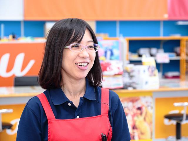 ケーズデンキ 小浜店(携帯販売スタッフ) 1枚目