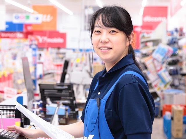 明るい笑顔のスタッフが活躍中★働き方が選べるので、働きやすい♪