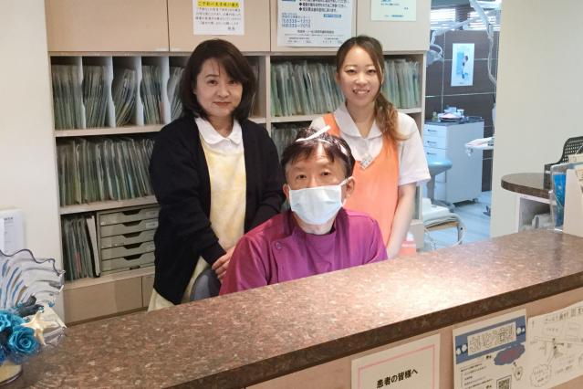 安定して長く働ける歯科医院です!未経験の方もみんなで優しくサポートするのでご安心ください♪