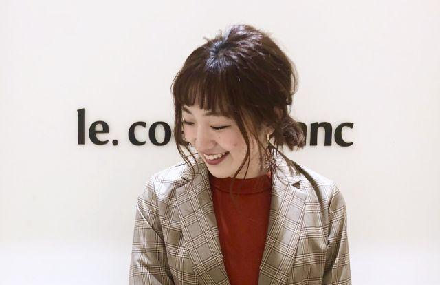 le.coeur blanc ル・クールブラン 名古屋セントラルパーク店 1枚目