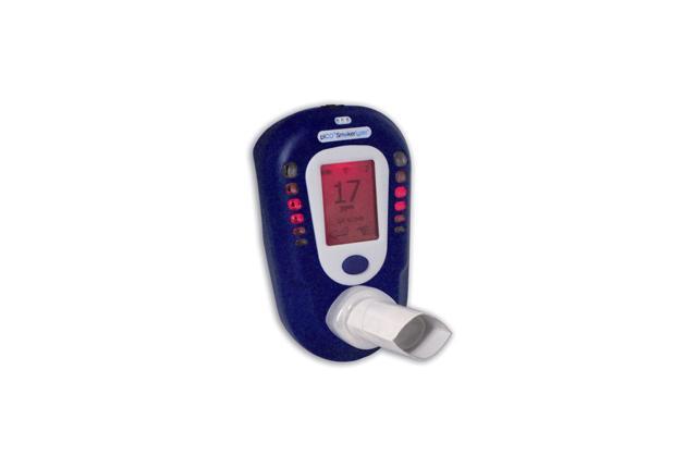 禁煙外来に関する検査機器