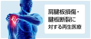 【さかもとクリニック】肩に対する再生医療