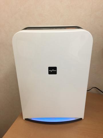 空間除菌消臭装置Aeropure