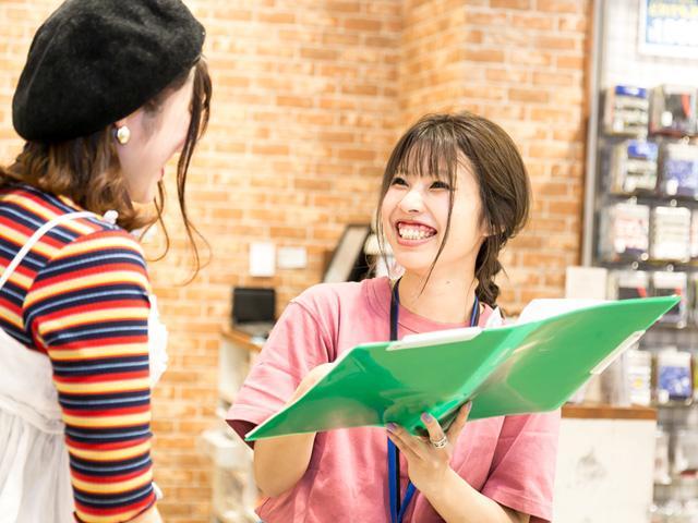 複数の店舗を経験してきたことが、店長業務のベースです。