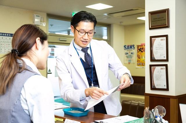医療法人康成会本部事務局