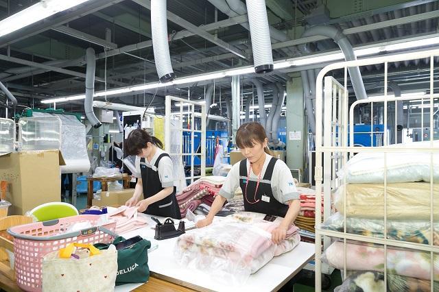 ノムラクリーニング 香芝事業所(カシバ)