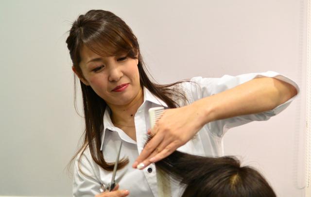 HAIR SALON IWASAKI 香西店/株式会社ハクブン 1枚目