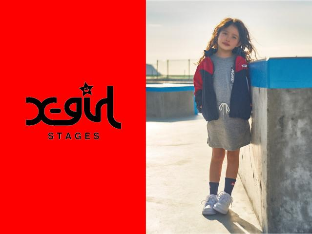 X-girl Stages(エックスガール ステージス) ジェイアール京都伊勢丹店 1枚目