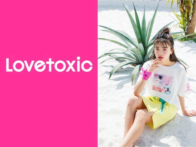 Lovetoxic(ラブトキシック) イオンモール堺鉄砲町店 1枚目