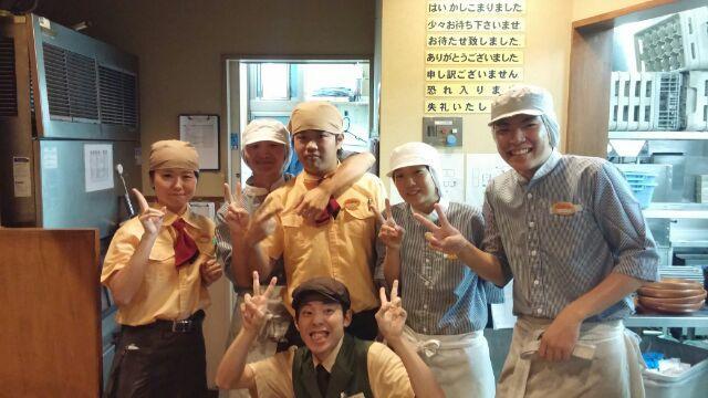 びっくりドンキー香芝店 キッチン・ディナー・ナイト PA
