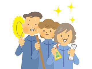 [栗東市]≪食堂テーブル清拭作業≫◆勤務時間を選べる!◆土日祝休み!◆マイカー通勤OK!