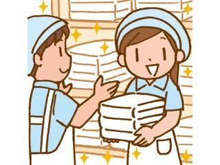 [栗東市]≪リネンの補充・管理業務≫◆1日4時間の勤務!◆Wワーク大歓迎!◆マイカー通勤OK!