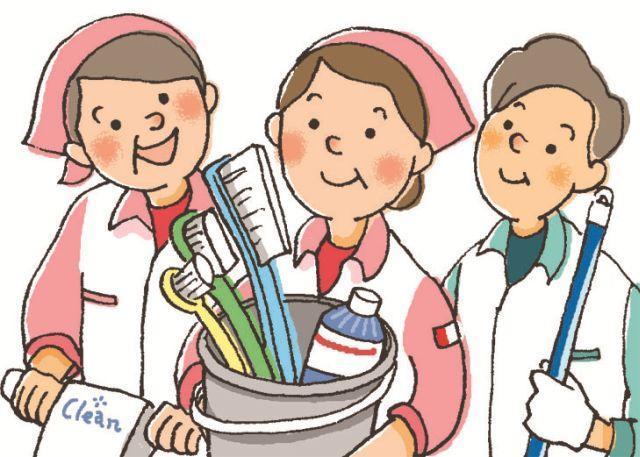 [大津市]≪清掃≫◆働きやすい半日勤務!◆残業なし!◆未経験者大歓迎!