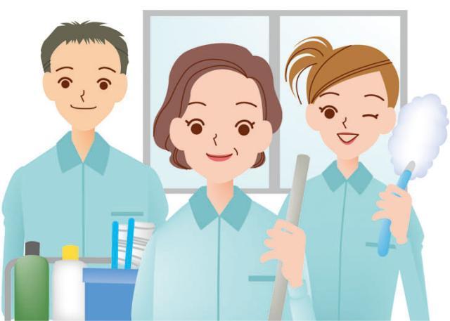 [東近江市]≪工場内の日常清掃≫◆午前半日の勤務!◆ミドル・シニア世代活躍中!◆未経験者も大歓迎!