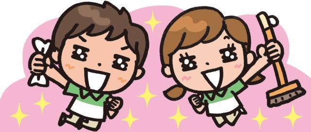 [草津市]≪清掃≫◆土日祝休み!◆3時間の短時間勤務 働きやすい時間帯!