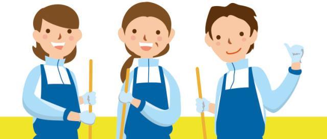 [野洲市]≪医療施設の清掃スタッフ≫◆短時間勤務!◆マイカー通勤OK!◆未経験OK!