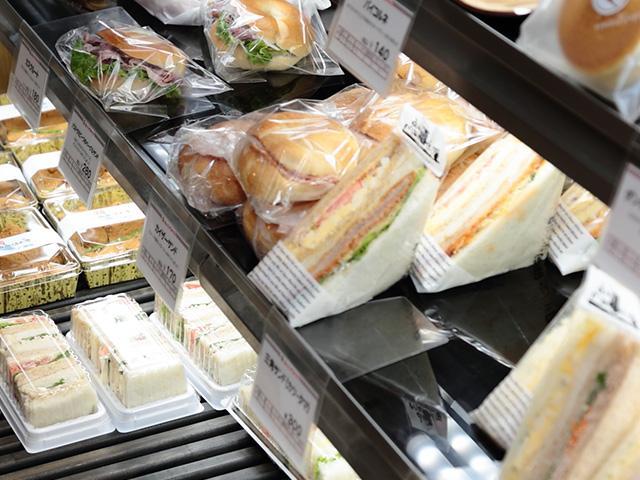 サンドイッチ製造