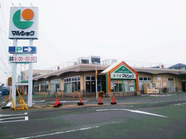 マルショク二島店