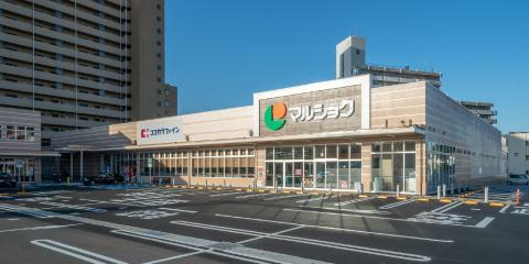 マルショク東駅店