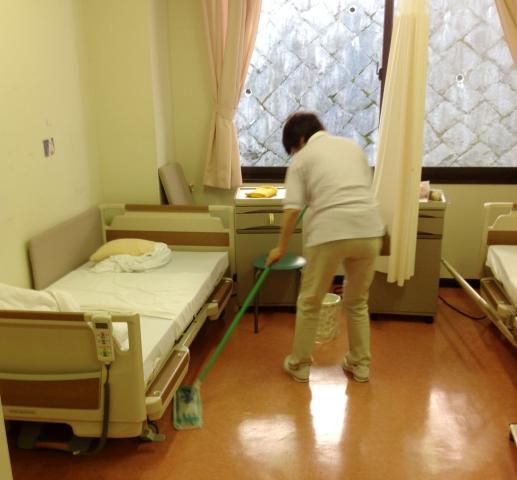 未経験から掃除のプロに♪患者様やそのご家族、そして 医療従事者の快適を支える大切なお仕事を始めませんか?