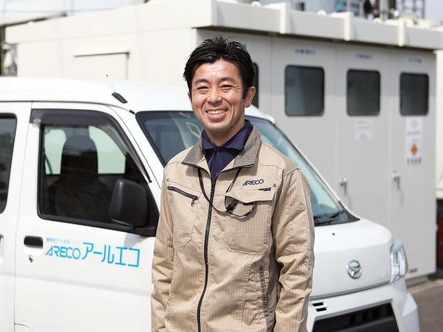 ≪岡山市南区妹尾≫【浄化槽管理スタッフ】景気に左右されない安定企業です!◆未経験歓迎◆男女活躍中◆