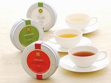 年間約400種類のお茶を取り扱う「LUPICIA」での接客・販売のお仕事