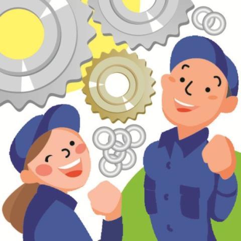 [点検修理]≪西淀川区西島≫未経験でも大手工場で安定収入!◆年間休日119日◆車通勤OK