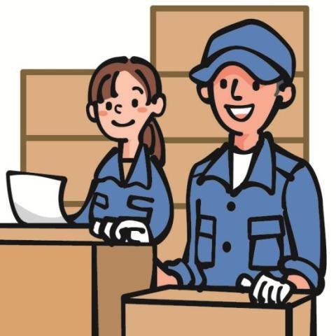[梱包]≪大阪市西淀川区≫商品をダンボールに包む梱包のお仕事♪