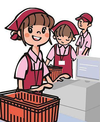 [レジ係]≪和歌山市中島≫宮前駅近く!土日のみOK!◆前払いOK!◆交通費支給!◆車通勤OK!