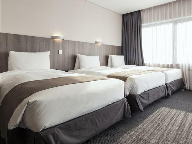ホテル客室清掃業務