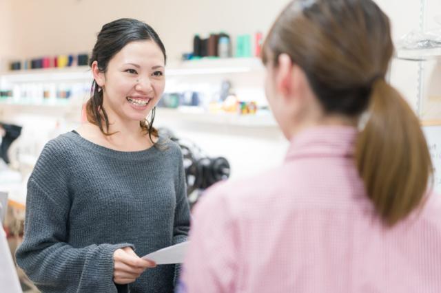 洋服の修理や保育事業など女性が9割以上の会社です