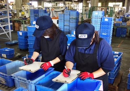 日本パワーファスニング株式会社 北関東事業所 1枚目