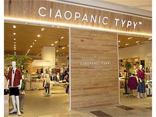 CIAOPANIC TYPY 1枚目