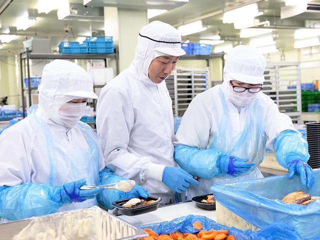 阪急デリカアイ 本社・池田工場